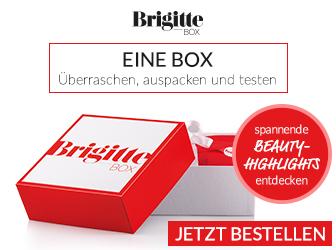 BRIGITTE Box - Nur solange der Vorrat reicht!